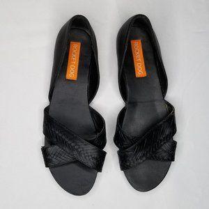 ROCKET DOG black sandals
